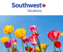 Up to $150 OFF Vacation Package  to Any Southwest Vacations Destination