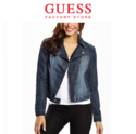 Guess Factory: Extra 50% OFF Sale Items