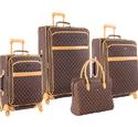 Pierre Cardin Signature 行李箱包4件套