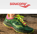 Saucony: Up to 25% OFF + Extra 20% OFF Last Chance Gear