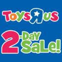ToysRUs 2-Day Sale