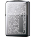 Zippo Venetian High Polish Chrome Windproof Lighter
