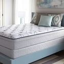 Sealy Highfield Plush Euro-Top or Firm Mattress Sets