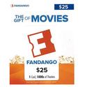 $50 Fandango Gift Card for $40