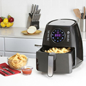 Kalorik Airfryer with Dual Layer Rack