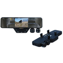 Falcon Zero F360 HD Car Rear-View Mirror Dash Cam with 2 Built-In Cameras