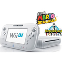 Limited Edition White Wii U Deluxe Set 32GB (Refurbished)