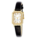 Kate Spade Ladies Pave Hudson Strap Watch