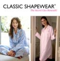 Classic Shapewear: 精选女士睡衣 25% OFF 特卖