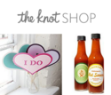 The Knot Wedding Shop: 30% OFF All Bridal Party Gifts + 15% OFF $90 Orders