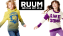 RUUM: Up to 80% OFF + Extra 15% OFF Sitewide