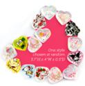 Hello Kitty 系列商品满$20送迷你卡通心形盘子