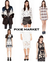 Pixie Market: Extra 15% OFF All Dresses