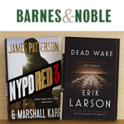Barnes and Noble: $5 OFF $50 Orders