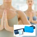 Gaiam Living Arts 3 Piece Yoga Starter Kit