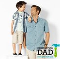 Up to 60% OFF Gifts for Dad + Extra 20% OFF Clothing & Accessories for the Family