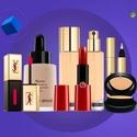 YSL & Giorgio Armani Beauty 20% OFF with $75 Purchase