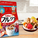Calbee Fruit Granola Cereal