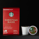 48 Ct Starbucks Christmas Blend K-Cup Packs