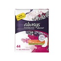 Always Incontinence Liners 44 Count