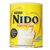 Nestle NIDO Fortificada Dry Milk, 3.52 Pound Canister