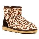 UGG Australia Classic Genuine Calf Hair Leopard Boot On Sale