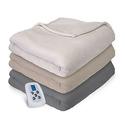 Serta Comfort Plush Electric Blanket
