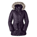 Eddie Bauer Women's Slope Side Down Parka