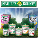 Buy 1 Get 1 Free + Extra 10% OFF Select Nature's Bounty Items