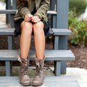 Up to 50% OFF Steve Madden Combat Boots