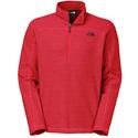 The North Face Texture Cap Rock Men's 1/4 Zip Fleece Pullover