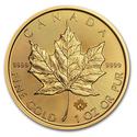 2016 Canada 1 oz Gold Maple Leaf Coin