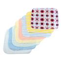 Arshiner Baby Wash Handkerchief Multicolor Feeding Wipe Cloth Baby Towel