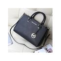 Michael Kors Sutton Saffiano Leather Medium Satchel Handbag