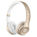 Beats Studio Wireless Over Ear Headphone in Gold