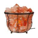 WBM 1301B Himalayan Natural Crystal Salt Lamp