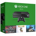 Xbox One 1TB Console - 3 Games Bundle