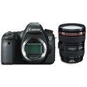 Canon EOS 6D Digital SLR DSLR Camera +EF 24-105mm f/4L IS USM Lens