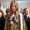 Select Burberry Scarves Up to 30% OFF