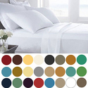 1800 Count Deep Pocket 6 Piece Bed Sheet Set