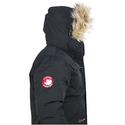 Canada Weather Gear Goose Men's Vestee Down Parka Jacket Coat