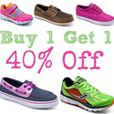 Buy1 Get 1 40% OFF + Free Shipping