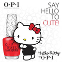 Say Hello Kitty x OPI New Collection