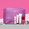 Free Gift with Shiseido Products Purchase