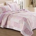 Virah Bella Quilt Set (3-Piece)