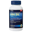 2 For $18 of GNC Triple Strength Fish Oil 60 softgels