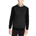 Calvin Klein Men's Blocked Crew-Neck Sweater
