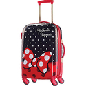 American Tourister Disney Minnie Mouse Hardside Spinner Hardside Luggage