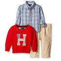 Tommy Hilfiger Baby Boys' Gavin 3 Piece Set