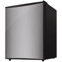 Midea 87LS Compact Single Reversible Door Refrigerator with Freezer